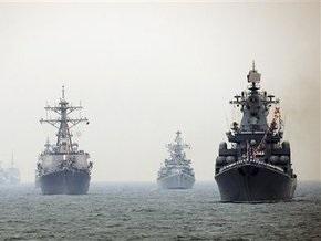 Китай отправил на борьбу с сомалийскими пиратами еще два военных корабля