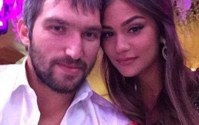Александр Овечкин женится на дочери известной российской актрисы