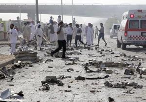 Жертвами взрыва газовоза в Саудовской Аравии стали 22 человека, более 120-ти ранены. Количество пострадавших продолжает расти
