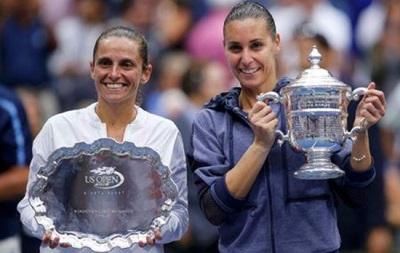 Итальянка Пеннетта выиграла US Open и объявила о завершении карьеры