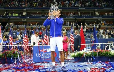 Джокович победил Федерера в финале US Open