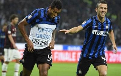 Интер обыграл Милан в миланском дерби