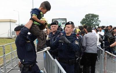 Австрия вводит с полуночи временный пограничный контроль