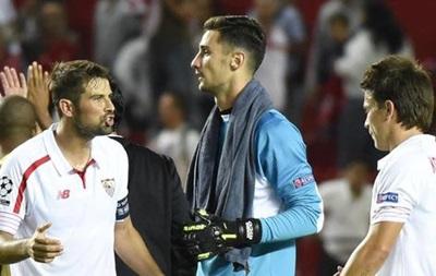 Коноплянка забил свой дебютный гол в Лиге чемпионов