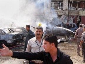 Теракт в Ираке: погибли 35 человек и 120 ранены (обновлено)