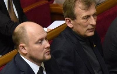 Два депутата ВР отказываются голосовать, пока не рассмотрят их законопроект