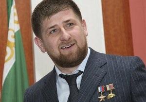 Кадыров во второй раз вступил в должность главы Чечни