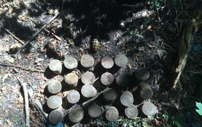 В Донецкой области найден тайник с гашишем
