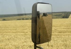 Урожай зерна в Украине стал рекордным за все годы независимости