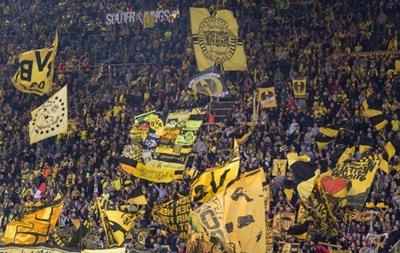 Фаны Боруссии Дормунд установили новый рекорд Лиги Европы