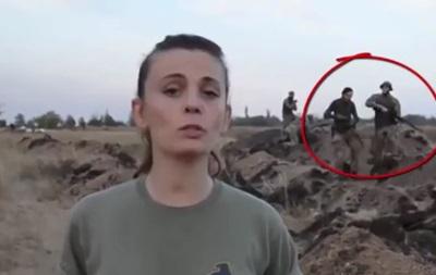 Бойцы  Азова  потанцевали с оружием под Мариуполем