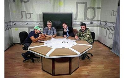 Украинские журналисты посетили Донецк