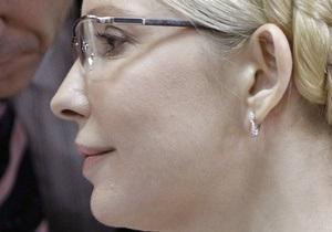 СМИ: Американский суд отклонил иск против Тимошенко
