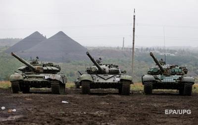 Сутки в АТО: стрельба в Луганском и Старомихайловке