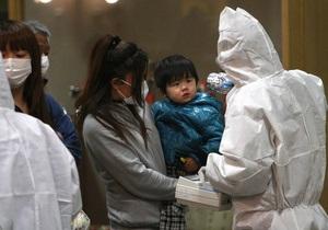 Премьер Японии призвал граждан не употреблять в пищу овощей из Фукусимы