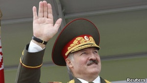 Александр Лукашенко сделал губернаторов генерал-майорами