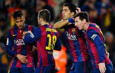 Барселона - Леванте 4:1 Онлайн трансляция матча чемпионата Испании
