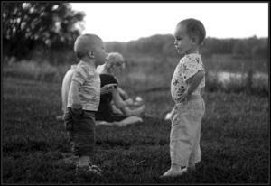 Четвёртый тур  фотоконкурса  Украина в эмоциях  завершился победой колоритных мальчишек