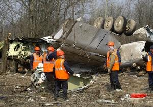 Доклад: Польским экспертам были обеспечены все необходимые условия для расследования катастрофы под Смоленском