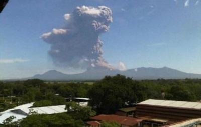 В Никарагуа произошло извержение вулкана Телика
