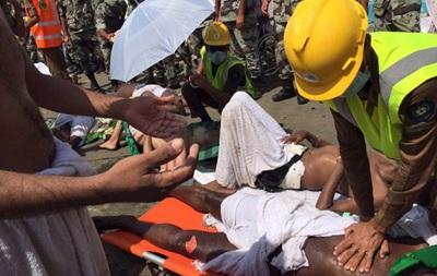 Тиснява в Мецці: кількість загиблих перевищила 700 осіб