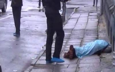 Во Львове на улице застрелили мужчину