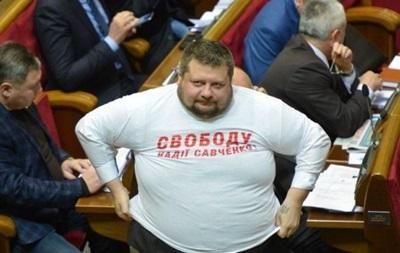 Арестованный Мосийчук не прекращал голодовку