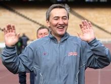 МК: Мэр Киева отрастил себе четырехметровые ноги