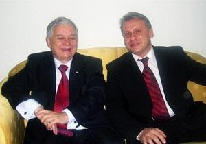 На похороны Качиньского приедет его брат из Полтавы