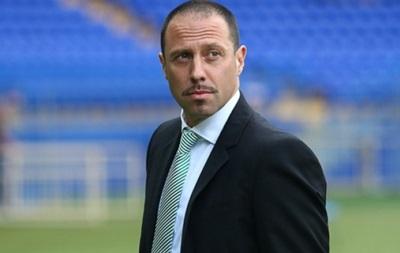 Карпаты хотят на три года продлить контракт со своим тренером
