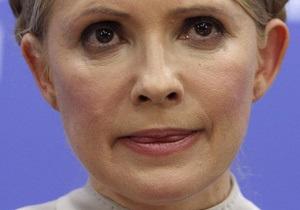 Тимошенко рассказала об уголовном деле, возбужденном против нее в России