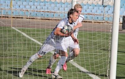 Сталь забила запорожскому Металлургу три  сухих  мяча