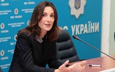Перед назначением в МВД Згуладзе прошла собеседование у Ложкина