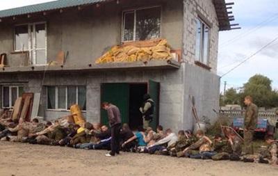 Под Киевом задержаны 35 активистов с взрывпакетами