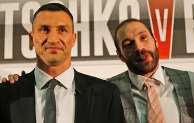 Бой Кличко - Фьюри может быть перенесен из-за позиции телеканала Sky