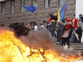 Источник сообщил о первом погибшем при беспорядках в Молдове