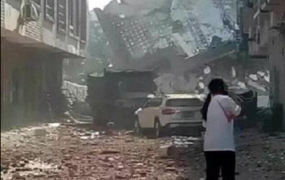 В Китае прогремели 15 взрывов, есть жертвы