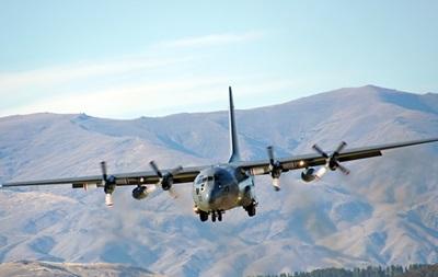 В результате крушения самолета США в Афганистане погибли 10 человек