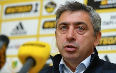 Севидов: Наши ребята сейчас играют в футбол без души