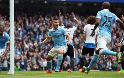 Серхио Агуэро оформил самый быстрый пента-трик в истории чемпионата Англии