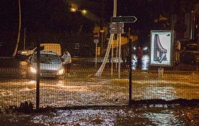 Из-за наводнений во Франции погибли четыре человека