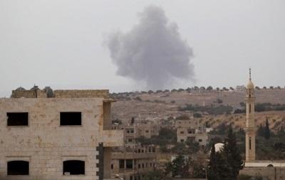 В РФ рассказали, какими ракетами бомбят Сирию