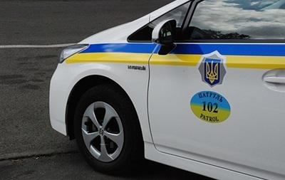 Полицейский патруль полностью заменит милицию в Борисполе