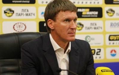Тренер Ворсклы: Подошли к игре с Динамо с большими кадровыми проблемами