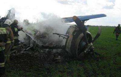 На Львовщине по факту крушения самолета открыли уголовное дело
