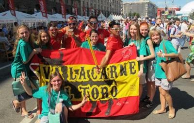 Испанские болельщики отказались от приезда в Украину