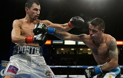 Виктор Постол ворвался в двадцатку лучших боксеров мира