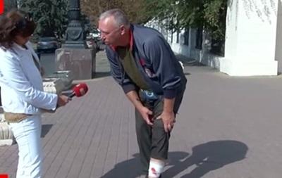 В Днепропетровске депутат подстрелил собаку и ее хозяина