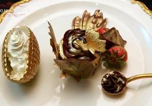 Изготовлен самый дорогой в мире кекс