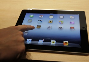 Apple iPad: в офисе Microsoft похитили пять планшетов конкурента